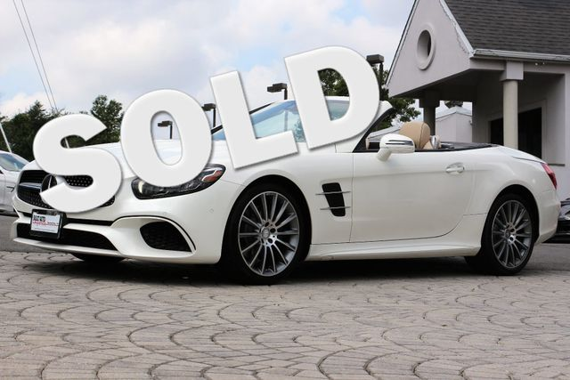 2017 Mercedes-Benz SL-Class SL550 Roadster in Alexandria VA