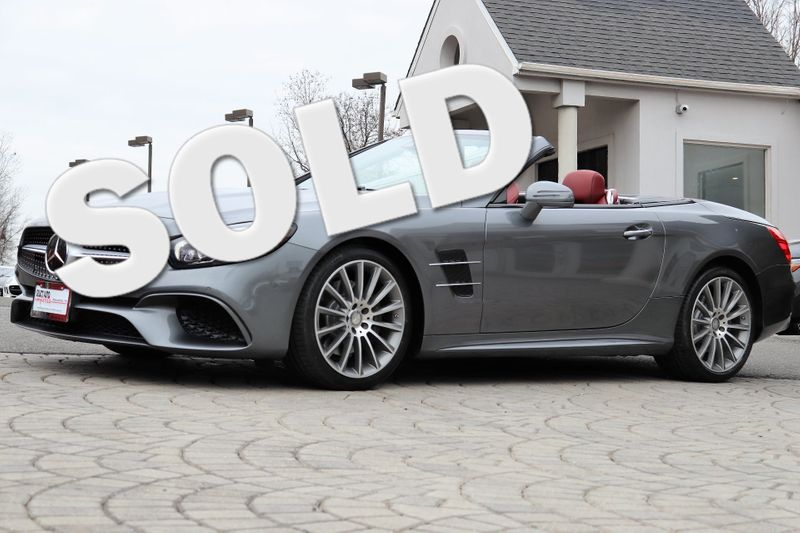 2017 Mercedes-Benz SL-Class SL450 Roadster in Alexandria VA