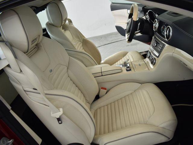 2017 Mercedes-Benz SL-Class SL 450 in McKinney, Texas 75070