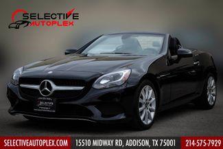 2017 Mercedes-Benz SLC 300 SLK300 in Addison, TX 75001