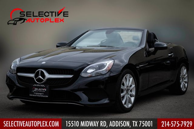 2017 Mercedes-Benz SLC 300 SLK300