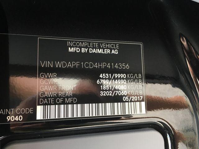2017 Mercedes-Benz Sprinter Cargo Van Chicago, Illinois 16