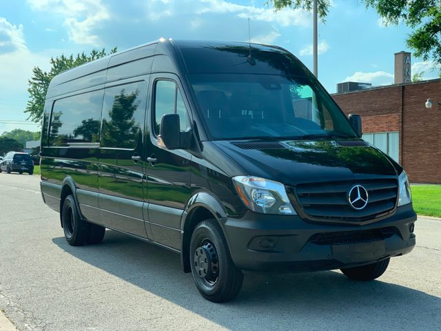 2017 Mercedes-Benz Sprinter Cargo Van Chicago, Illinois