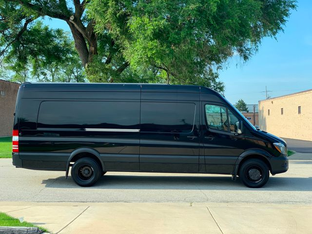 2017 Mercedes-Benz Sprinter Cargo Van Chicago, Illinois 2