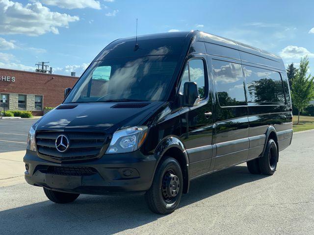 2017 Mercedes-Benz Sprinter Cargo Van Chicago, Illinois
