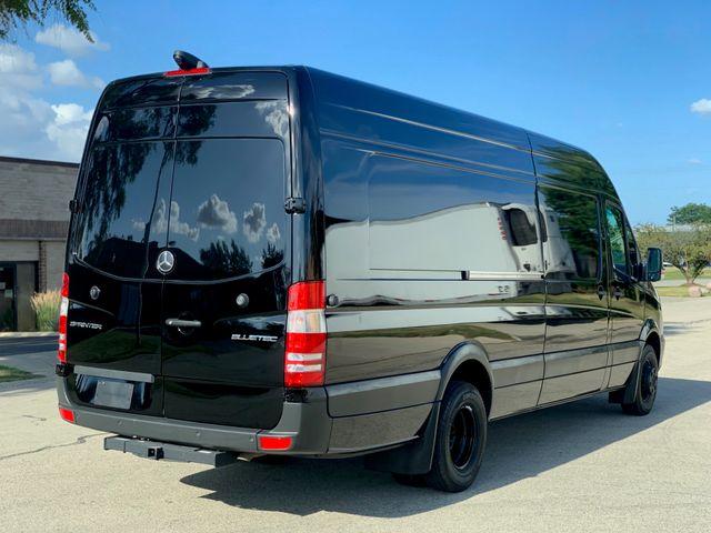 2017 Mercedes-Benz Sprinter Cargo Van Chicago, Illinois 3
