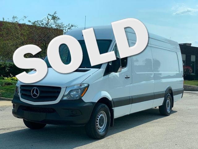 2017 Mercedes-Benz Sprinter Cargo Van Worker Chicago, Illinois