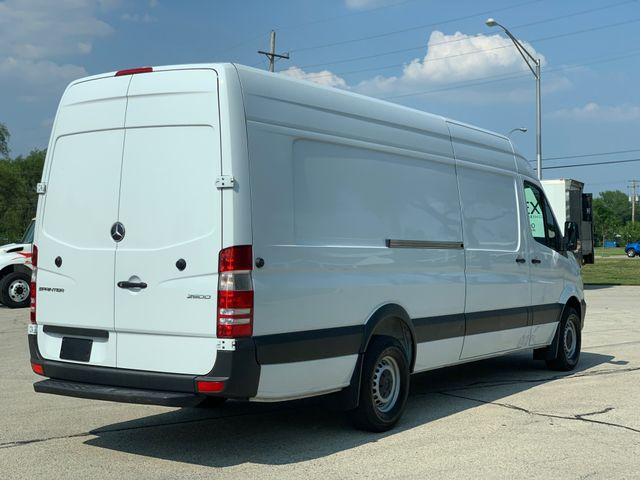 2017 Mercedes-Benz Sprinter Cargo Van Worker Chicago, Illinois 2
