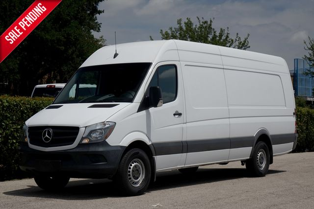 2017 Mercedes-Benz Sprinter Cargo Van Sprinter 2500 170 Wheelbase Extended Body Texas in Dallas, Texas 75220