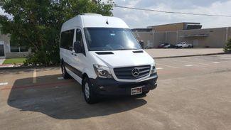 2017 Mercedes-Benz Sprinter Passenger V6 Passenger 144 WB W/ REAR ROOF AC in Carrollton, TX 75006