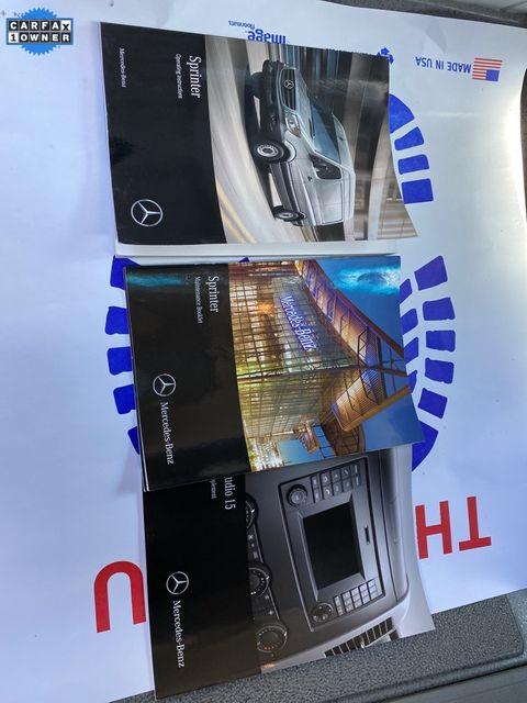 2017 Mercedes-Benz Sprinter Passenger Van Passenger 144 WB Madison, NC 15