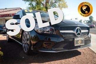 2017 Mercedes CLA 250 in cathedral city, California