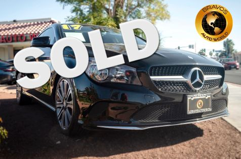 2017 Mercedes CLA 250 Coupe 4D in cathedral city