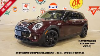 2017 Mini Cooper S Clubman MSRP 39K,PANO ROOF,NAV,BACK-UP,HTD LTH,35K in Carrollton, TX 75006