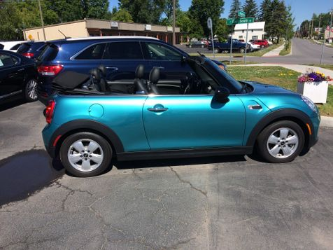 2017 Mini Cooper Convertible Power top Turbo Automatic!    Rishe's Import Center in Ogdensburg, New York