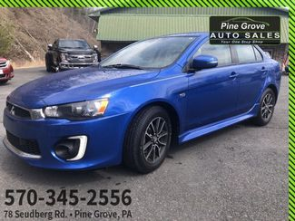 2017 Mitsubishi Lancer in Pine Grove PA