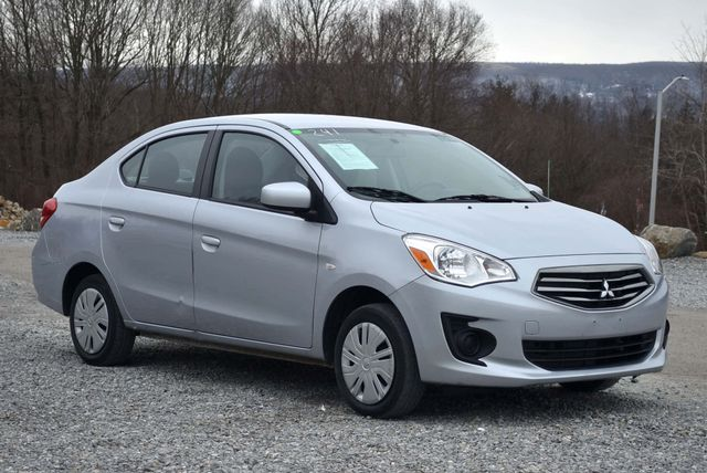 2017 Mitsubishi Mirage G4 ES Naugatuck, Connecticut