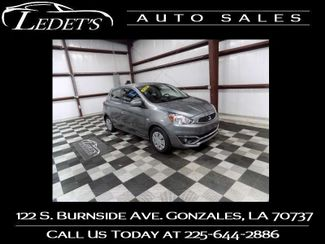 2017 Mitsubishi Mirage ES - Ledet's Auto Sales Gonzales_state_zip in Gonzales