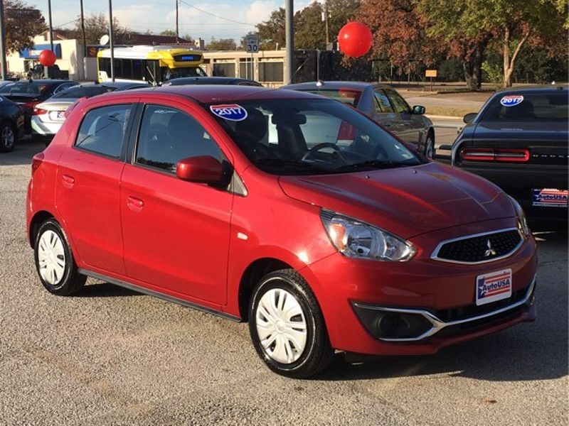 2017 Mitsubishi Mirage ES | Irving, Texas | Auto USA in Irving Texas