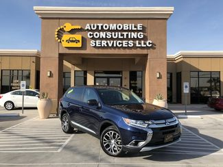 2017 Mitsubishi Outlander ES 3 ROW 4X4 in Bullhead City Arizona, 86442-6452