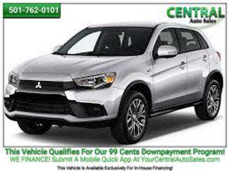 2017 Mitsubishi Outlander ES | Hot Springs, AR | Central Auto Sales in Hot Springs AR