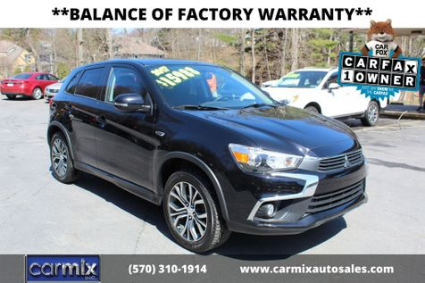 2017 Mitsubishi Outlander Sport SE 2.4 in Shavertown