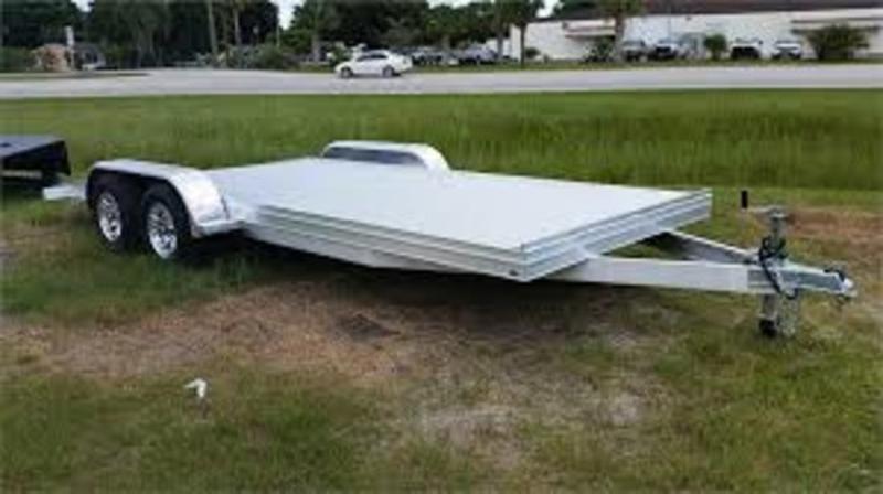 2019 New Alumnium Car Trailer   city FL  Manatee RV  in Palmetto, FL
