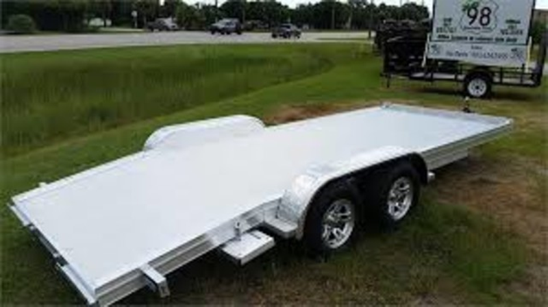 2018 New Alumnium Car Trailer   city FL  Manatee RV  in Palmetto, FL