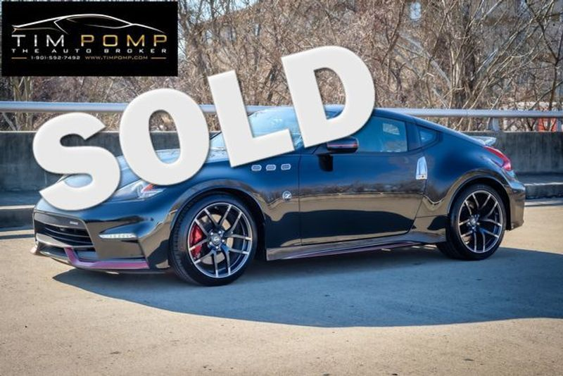 2017 Nissan 370Z NISMO Tech | Memphis, Tennessee | Tim Pomp - The Auto Broker in Memphis Tennessee