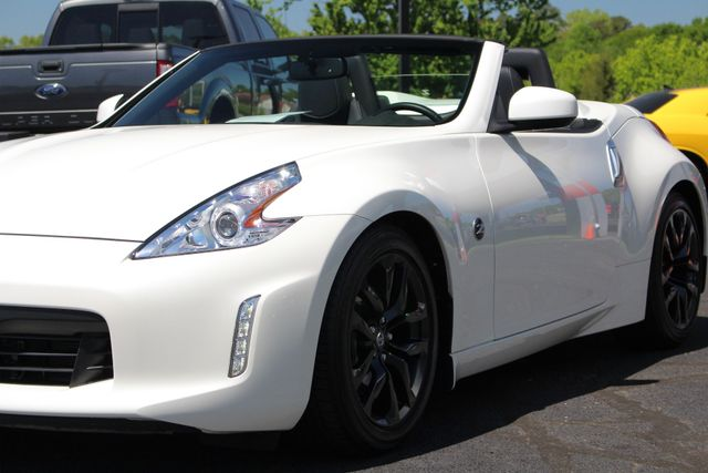 2017 Nissan 370Z Roadster RWD-NAV-HEATED/COOLED LEATHER Mooresville , NC 24