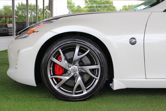 2017 Nissan 370Z Sport Tech - NAVIGATION - RAYS ALLOY WHEELS! Mooresville , NC 18