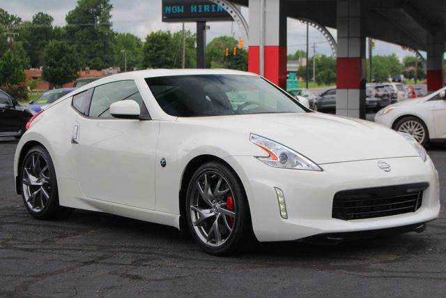 2017 Nissan 370Z Sport Tech - NAVIGATION - RAYS ALLOY WHEELS! Mooresville , NC 20