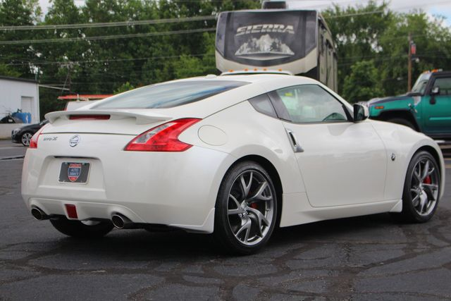 2017 Nissan 370Z Sport Tech - NAVIGATION - RAYS ALLOY WHEELS! Mooresville , NC 22