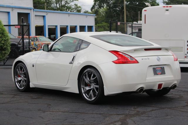 2017 Nissan 370Z Sport Tech - NAVIGATION - RAYS ALLOY WHEELS! Mooresville , NC 23