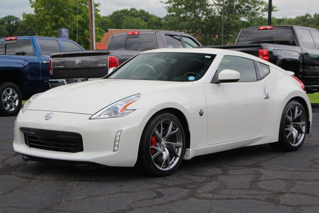 2017 Nissan 370Z Sport Tech - NAVIGATION - RAYS ALLOY WHEELS! Mooresville , NC 21