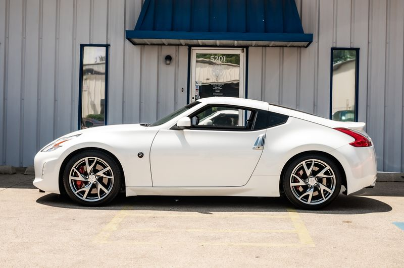 2017 Nissan 370Z 3.7L V6 SPORT COUPE CLEAN CARFAX VERY CLEAN!! in Rowlett, Texas