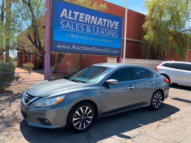 2017 Nissan Altima 2.5 SV 3 MONTH/3,000 MILE NATIONAL POWERTRAIN WARRANTY