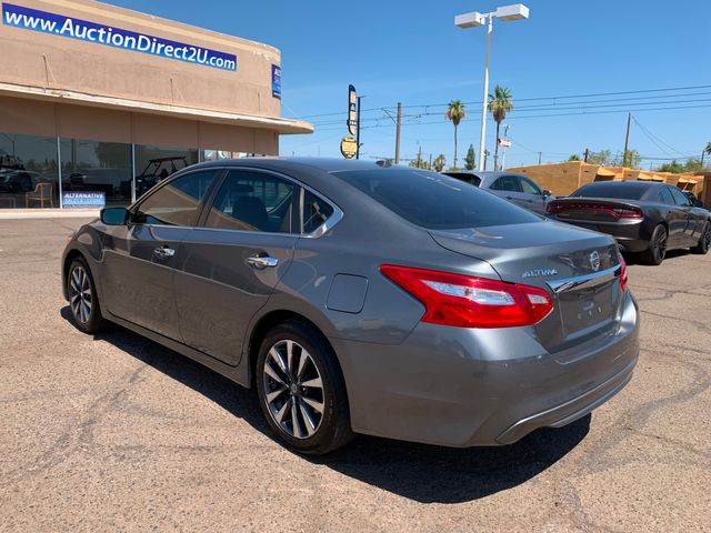 2017 Nissan Altima 2.5 SV 3 MONTH/3,000 MILE NATIONAL POWERTRAIN WARRANTY Mesa, Arizona 2