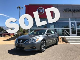 2017 Nissan Altima 2.5 SV in Albuquerque New Mexico, 87109
