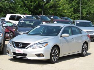 2017 Nissan Altima in Des Moines Iowa