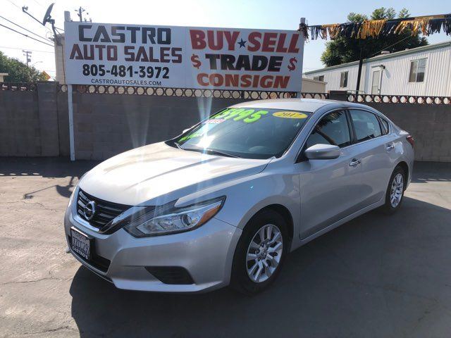 2017 Nissan Altima 2.5 S in Arroyo Grande, CA 93420