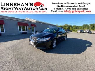 2017 Nissan Altima 2.5 S in Bangor, ME 04401