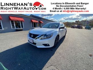 2017 Nissan Altima 2.5 SR in Bangor, ME 04401