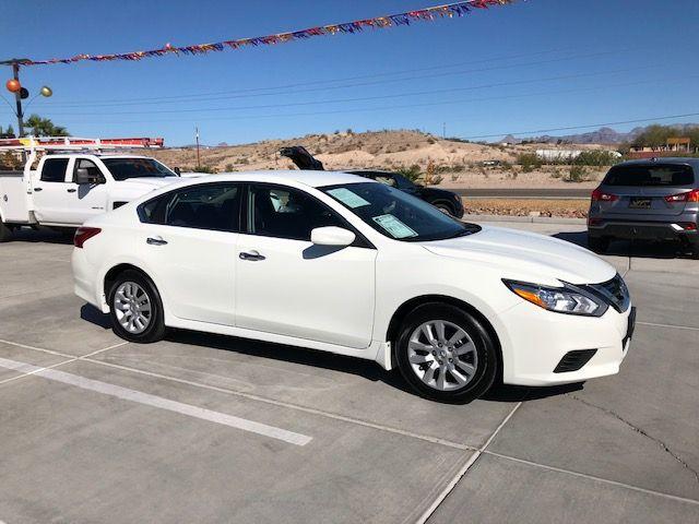 2017 Nissan Altima 2.5 S in Bullhead City AZ, 86442-6452