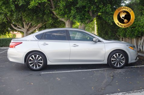 2017 Nissan Altima 2.5 SV in cathedral city
