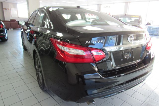 2017 Nissan Altima 2.5 SV Chicago, Illinois 4