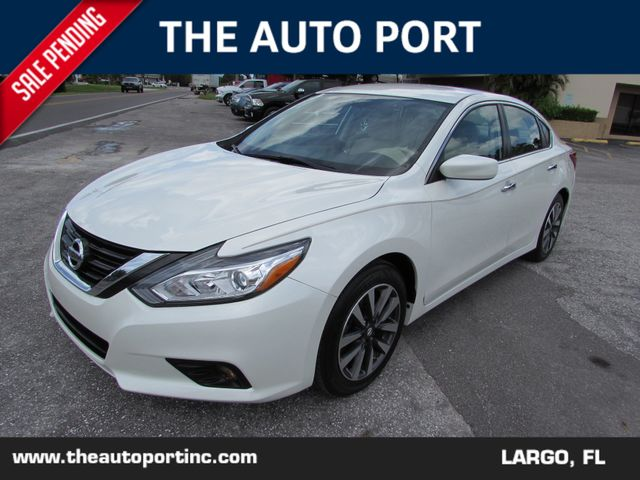 2017 Nissan Altima 2.5 SV in Clearwater Florida, 33773