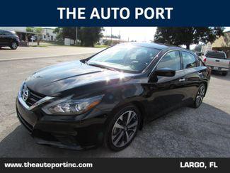 2017 Nissan Altima 2.5 SR in Largo Florida, 33773
