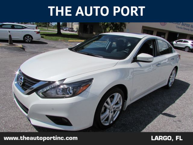 2017 Nissan Altima 3.5 SL W/NAVI in Clearwater Florida, 33773