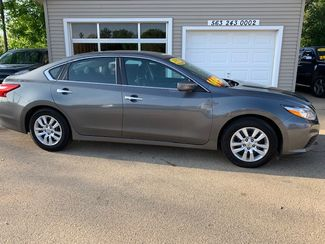 2017 Nissan Altima 2.5 S in Clinton, IA 52732